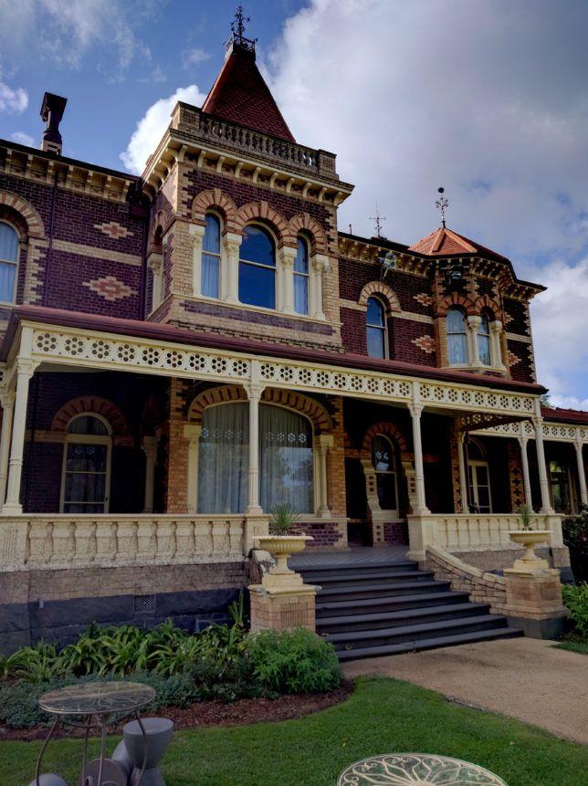 Rippon Lea Mansion Elsternwick, Melbourne