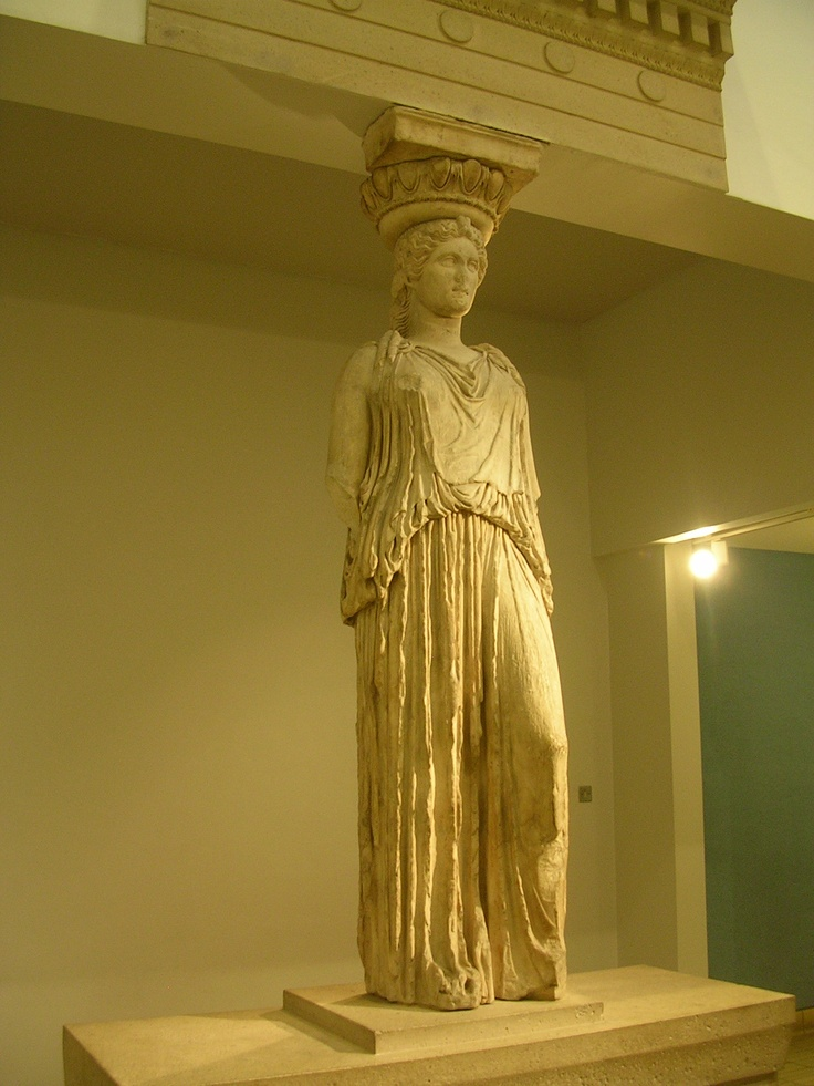 70 Best Caryatids Images On Pinterest Ancient Greek