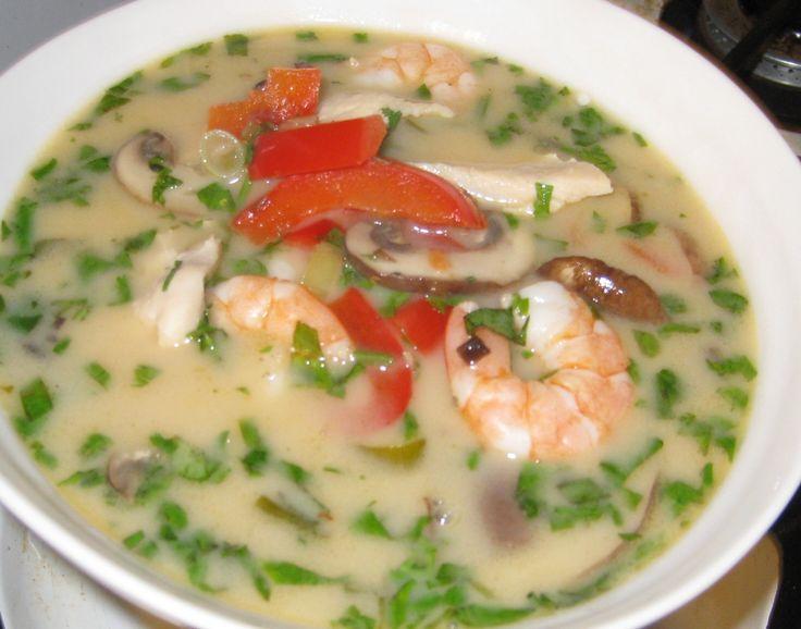 Paleo Caribou Soup