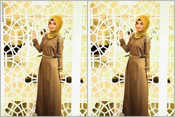 Model Busana Muslim Turki 5