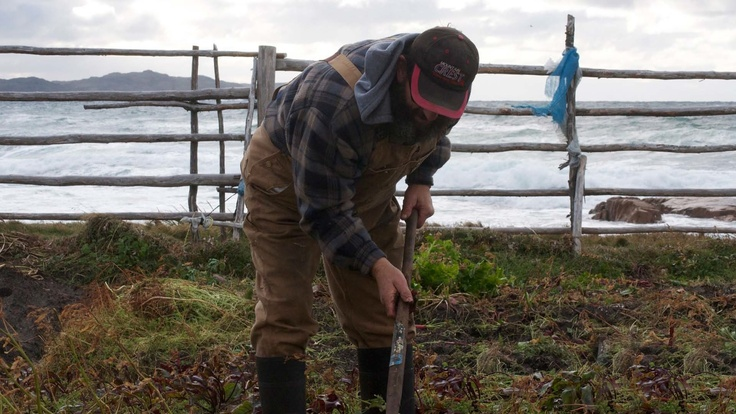 Self-sufficiency and boldness is at the heart of Fogo Island and the harvest fills the @Fogo Island Inn menu
