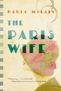 The Paris Wife: Book Club Recipes and ideas