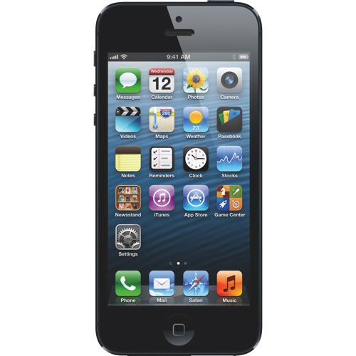 New!                                                                       iPhone 5 16GB - Black #BBYSocialStudies
