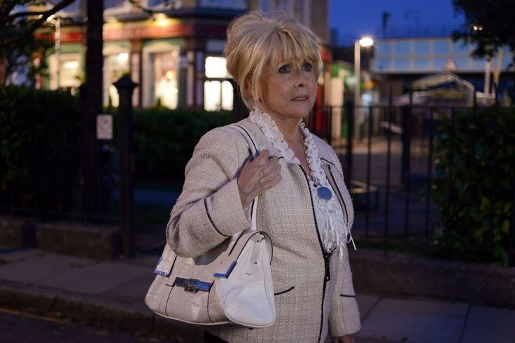 EastEnders: Peggy Mitchell's funeral scenes teased as cast...: EastEnders: Peggy Mitchell's… #EastEndersspoilers #Eastendersspoilers