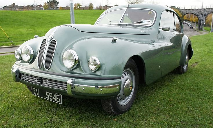 Cambridge Gray: 1954 Bristol 403 – Mariano Berro