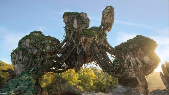 Exciting News ... Pandora - The World of Avatar will open at Disney's Animal Kingdom at Walt Disney World Resort on May 27!