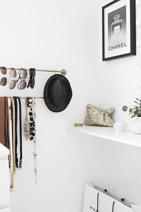 Die besten 25+ Begehbarer kleiderschrank luxus Ideen auf Pinterest - begehbarer kleiderschrank kleines schlafzimmer