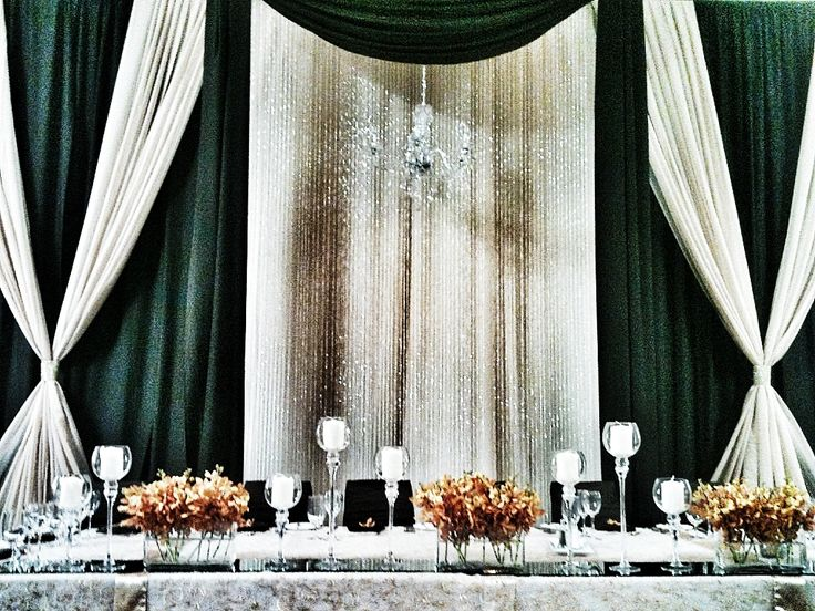 Beautiful backdrop created by @Nikki Proietto