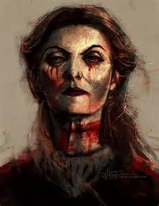 Catelyn Stark Lady Stone Heart