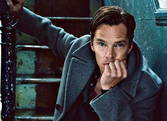 Benedict Cumberbatch Describes Sherlock Having Sex, and You Should Read This Very, Very Slowly