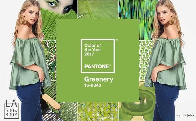 Back to Nature: 2017 Pantone Color of the Year Is... | Buyer's Lounge
