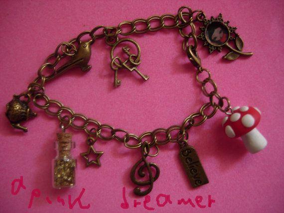 A  mAGiC tEa sPRinG PaRty  art bracelet with magic by eltsamp, $30.00