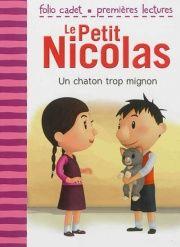 Le Petit Nicolas T.13: Un chaton trop mignon: Premières lectures