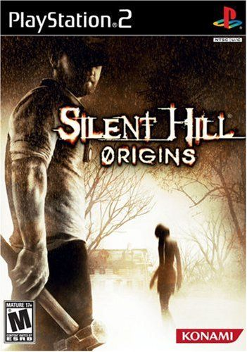 Silent Hill Origins - PlayStation 2 Konami
