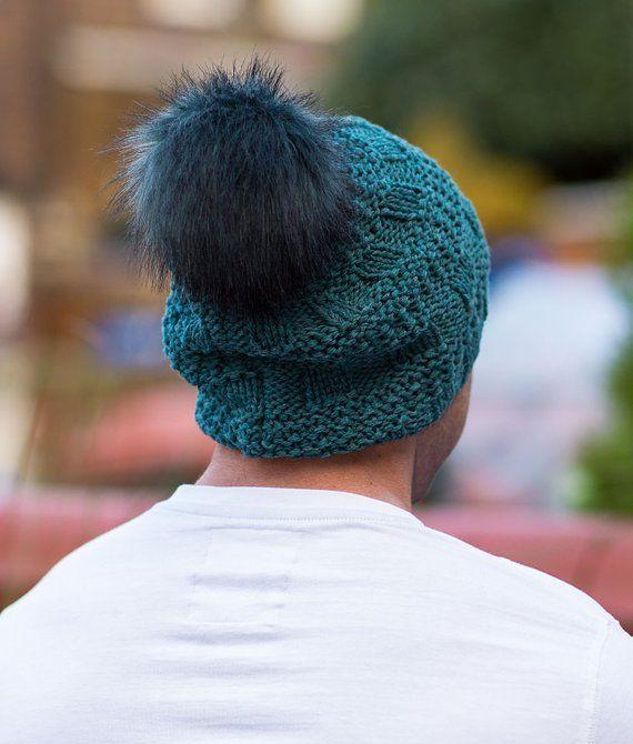 fcdd818e536c6 Mans Cashmere Hat