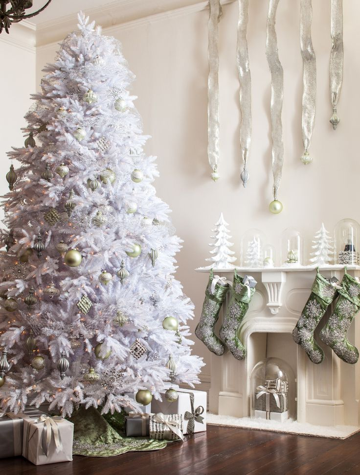 27 best White & Gold Christmas images on Pinterest | Gold ...
