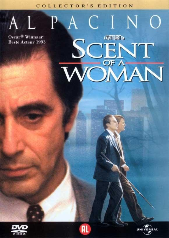 """There is nothing like the sight of an amputated spirit""  - Al Pacino (Scent of a Woman)"