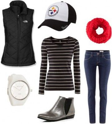 What to Do, What to Wear: Football Games