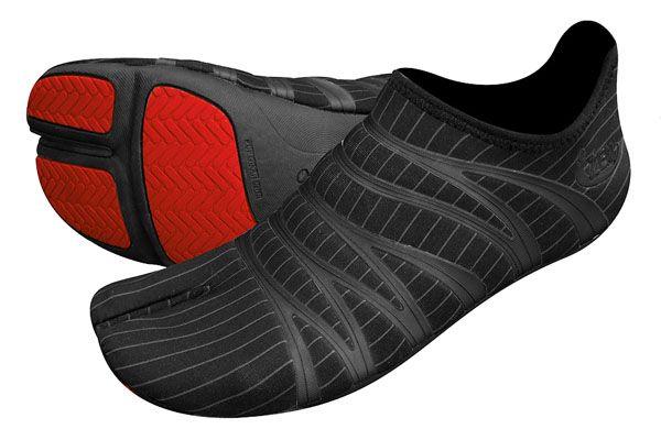 ZEMgear 360 Ninja Split-Toe Running Shoes id wear these