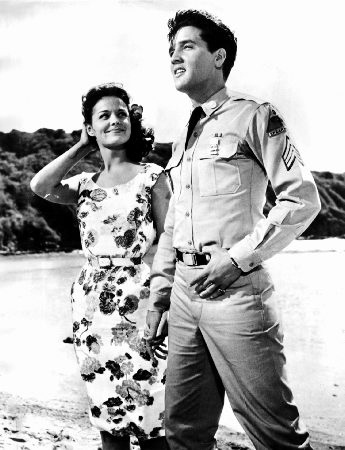Elvis Presley & Joan Blackman - Blue Hawaii
