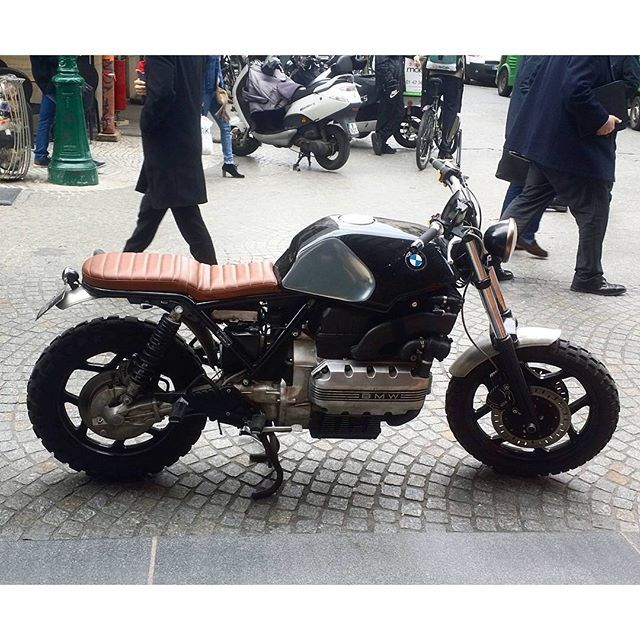 794 Best Images About BMW K100 & K75 On Pinterest