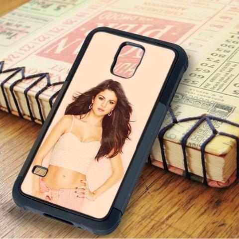 Gorgeous Hot Selena Gomez Samsung Galaxy S5 Case