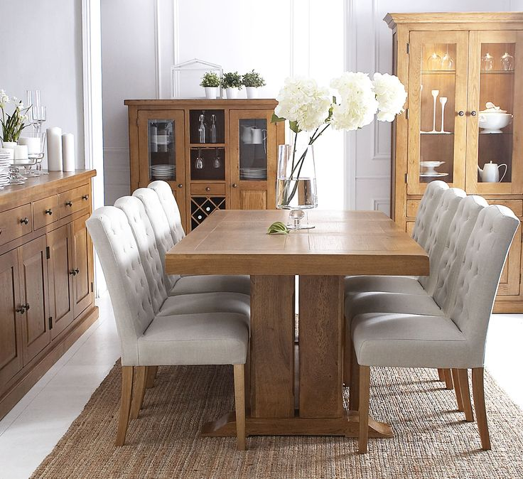Capturing the essence of traditional furniture styling, where less is more, the Langford oak collection has a classic look that would usually be found in a stately home - See more here ----> http://www.aworldoffurniture.co.uk/brands-en/langford-oak-furniture/