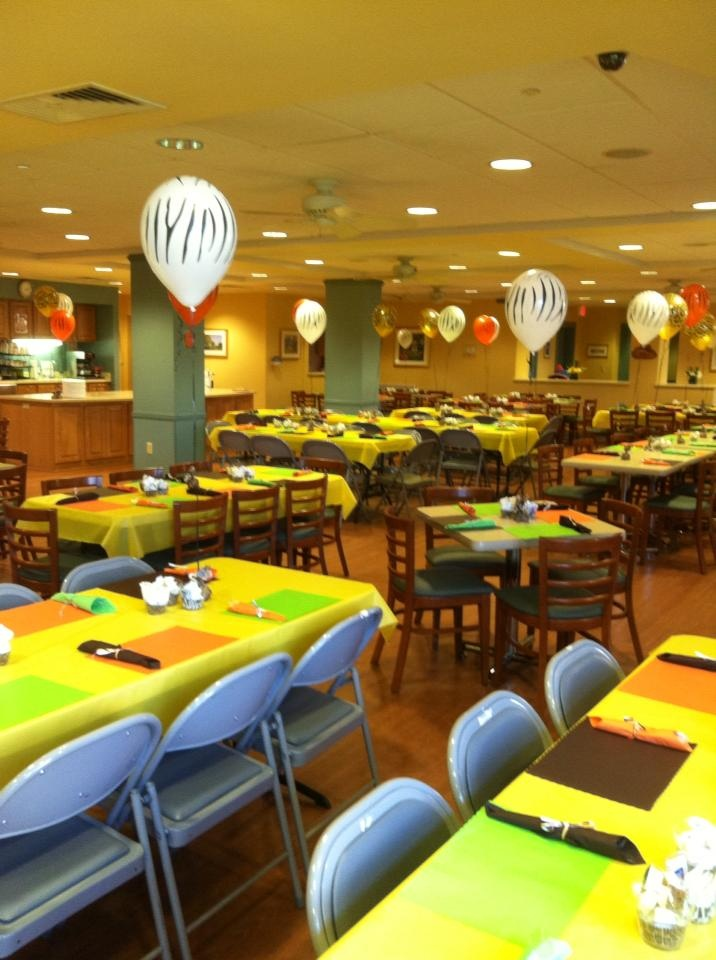 Charming The Ronald McDonald House Of Delaware Is All Set For Our Volunteer  Appreciation Dinner. This