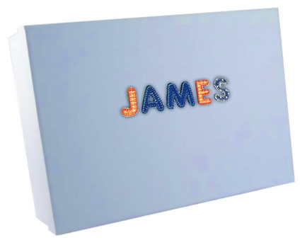Personalised Keepsake Boxes for Boy or Girl