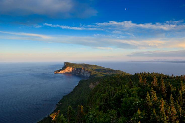 Cap Bon-Ami, parc national de Forillon | 20 paysages québécois à couper le souffle