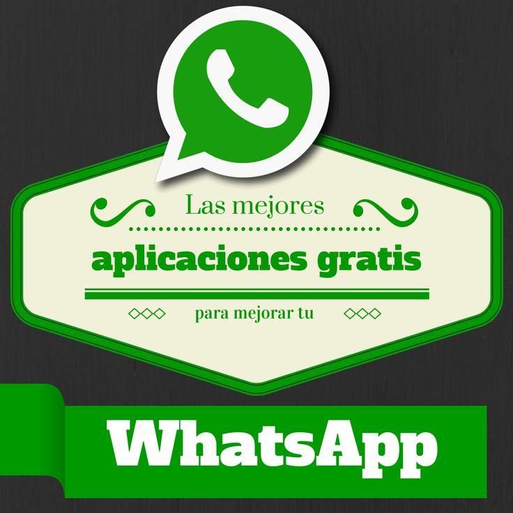 Las mejores aplicaciones gratis para WhatsApp