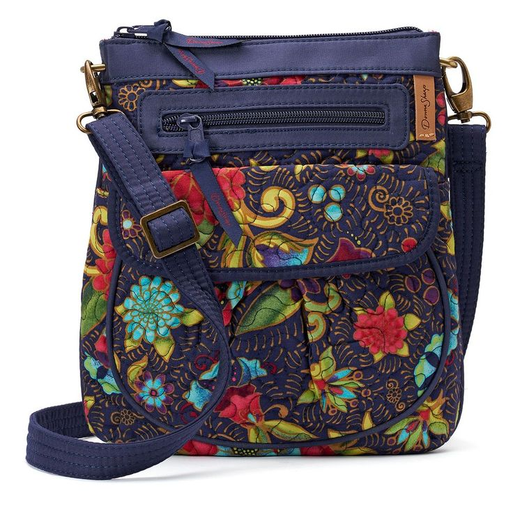 Donna Sharp Chloe Quilted Crossbody Bag, Women's, Multicolor