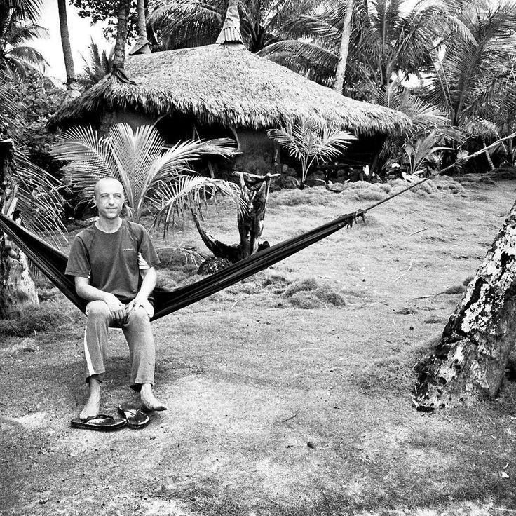 #tbt #LittleCornIsland #nicaragua #2012memories #tmax400 #film #castaway #CentralAmerica #travel #hutlife #adventure #explore #blackandwhite #bw #Caribbean #portrait #hammocklife #expatlife #islandlife by @instakauf