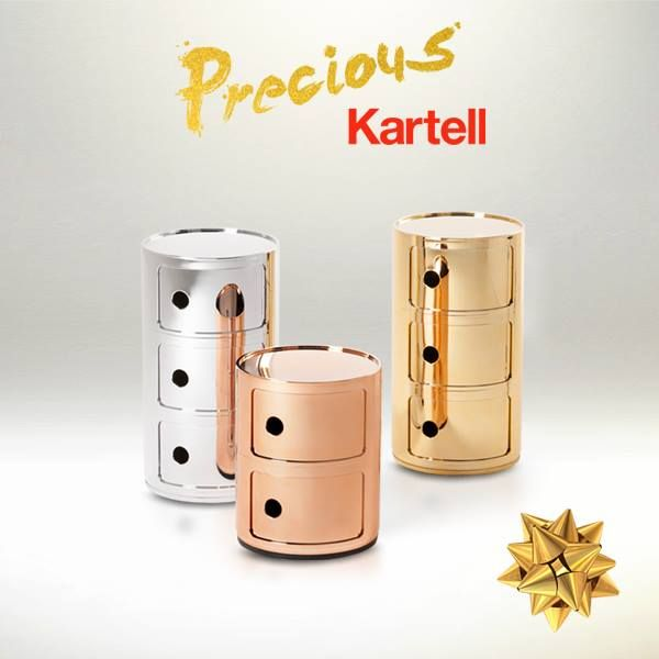 Enter the world of Kartell and enjoy a sparkling Xmas Eve! http://www.kartell.com/special/preciousxmas?TP=73325&utm_source=preciousxm&utm_medium=Gift&utm_campaign=Project