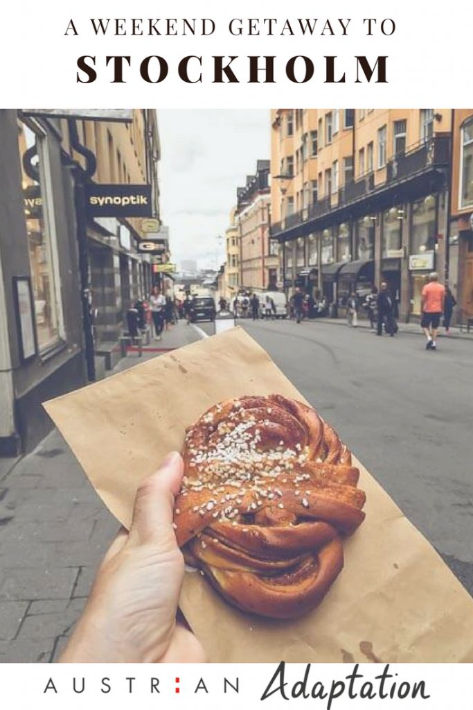 How to play it cool in Stockholm if you're a bit uncool