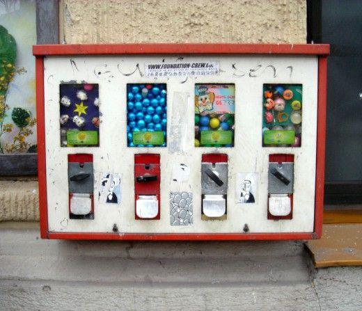 Kaugummiautomat