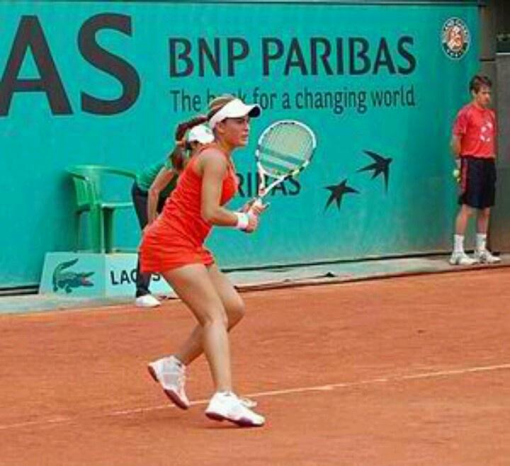 Monica Puig, tennis pro