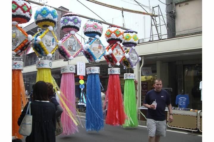 festival tanabata japan