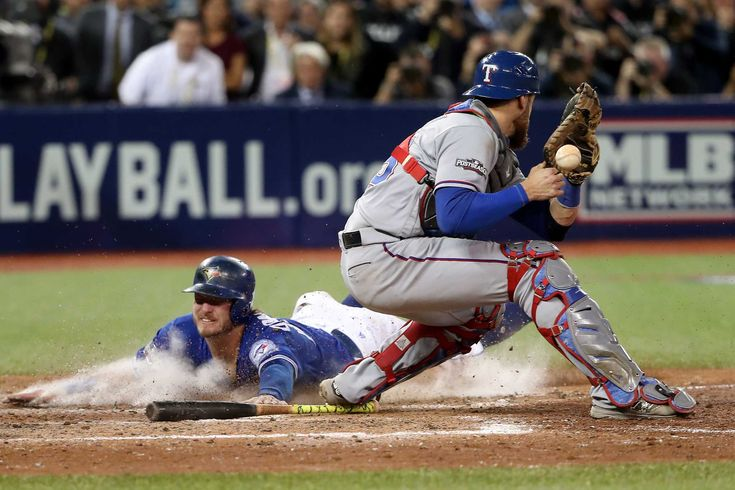 Donaldson races home with winning run in 10th to finish Rangers
