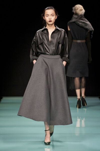 MMD FW 2014/15 – Anteprima. See all fashion show on: http://www.bmmag.it/sfilate/mmd-fw-201415-anteprima/ #fall #winter #FW #catwalk #fashionshow #womansfashion #woman #fashion #style #look #collection #MMDFW #anteprima