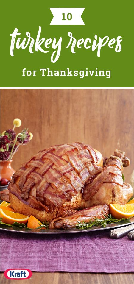 10 Turkey Recipes for Thanksgiving – Turkey recipes are a great choice for any time of year, but they take center stage on your Thanksgiving table. We've got you covered here, from tasty turkey recipes to tips on how to thaw a turkey, how to carve a turkey, and more. You'll be ready to host this delicious fall holiday in no time.