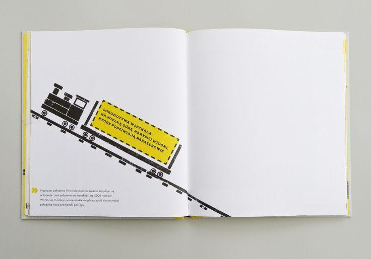 Zeszyt do zabaw - Lokomotywa, wydawnictwo Papierówka - PLN Design