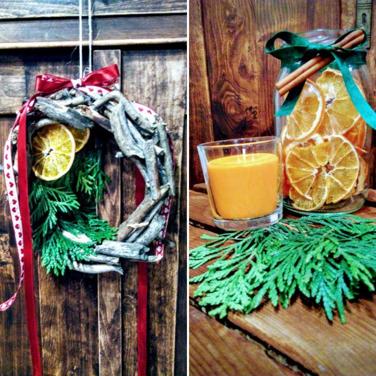 #christmas wreath #wianek #święta, #ozdoby #decorations #handmade