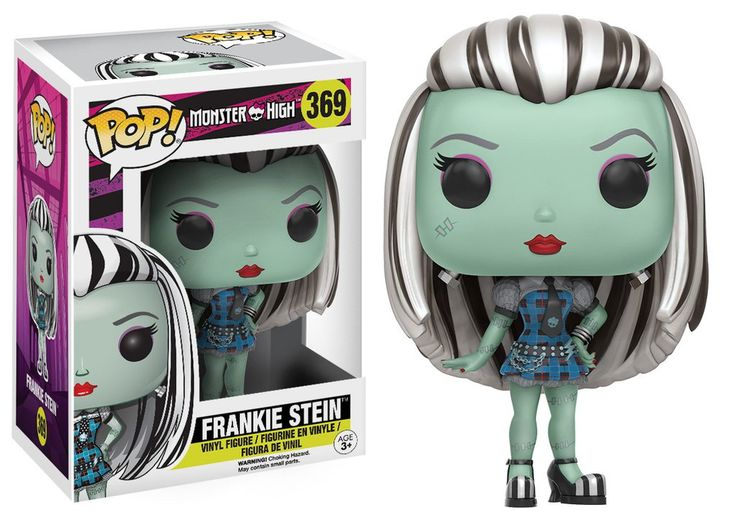 Pop! Monster High: Frankie Stein