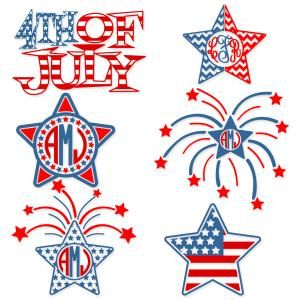 Stars and Stripes Set Pack with Star and Stripes themes with Fireworks Cuttable Design Cut File. Vector, Clipart, Digital Scrapbooking Download, Available in JPEG, PDF, EPS, DXF and SVG. Works with Cricut, Design Space, Sure Cuts A Lot, Make the Cut!, Inkscape, CorelDraw, Adobe Illustrator, Silhouette Cameo, Brother ScanNCut and other compatible software. Spark your Fourth of July Celebration.