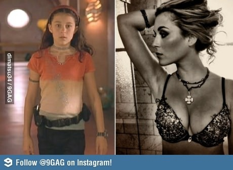 puberty strikes again