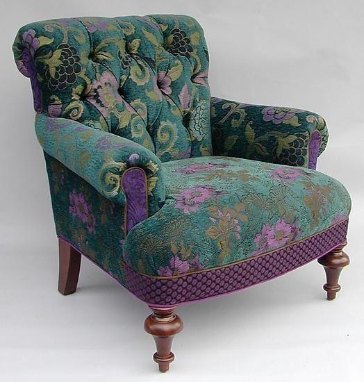inspiring eclectic boho  | Middlebury Chair: Bohemian by jum jum