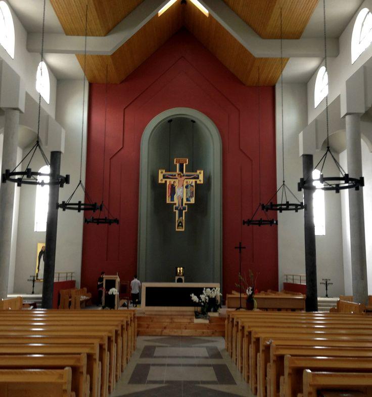 Ikona krzyża. #dominikanie #rzeszów #kościół #klasztor