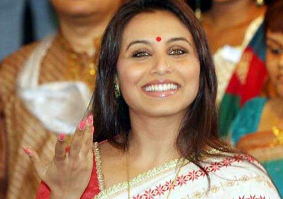 Revealed: Rani Mukerji-Aditya Chopra tied the knot in Bengali style wedding