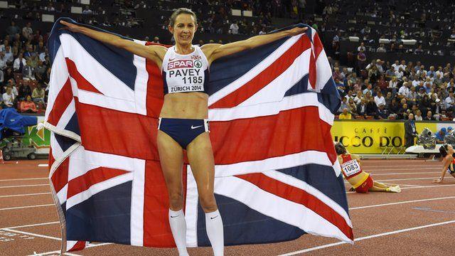 Welcome to sportmasta's Blog.: Jo Pavey, 40, wins European Championship 10,000m